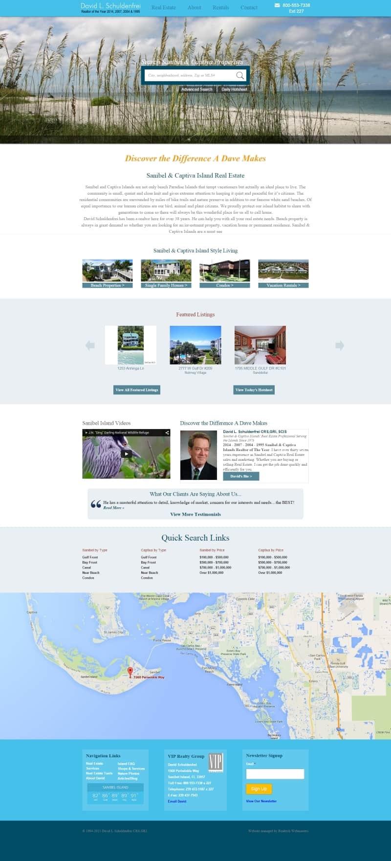 Schuldenfrei Real Estate - Main