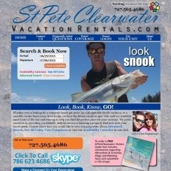 St Pete Clearwater Vacation Rentals - Thumb