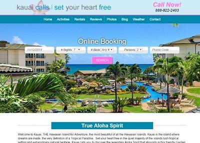 Kauai Calls