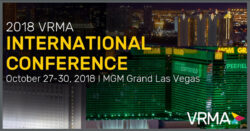 2018 vrma international conference