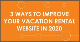 3 ways to improve your vacation rental website in 2020