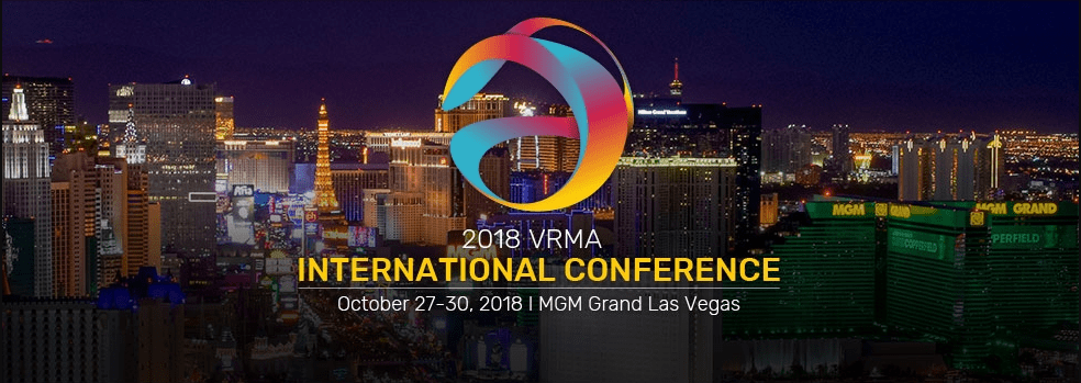 VRMA International Conference 2018 Las Vegas