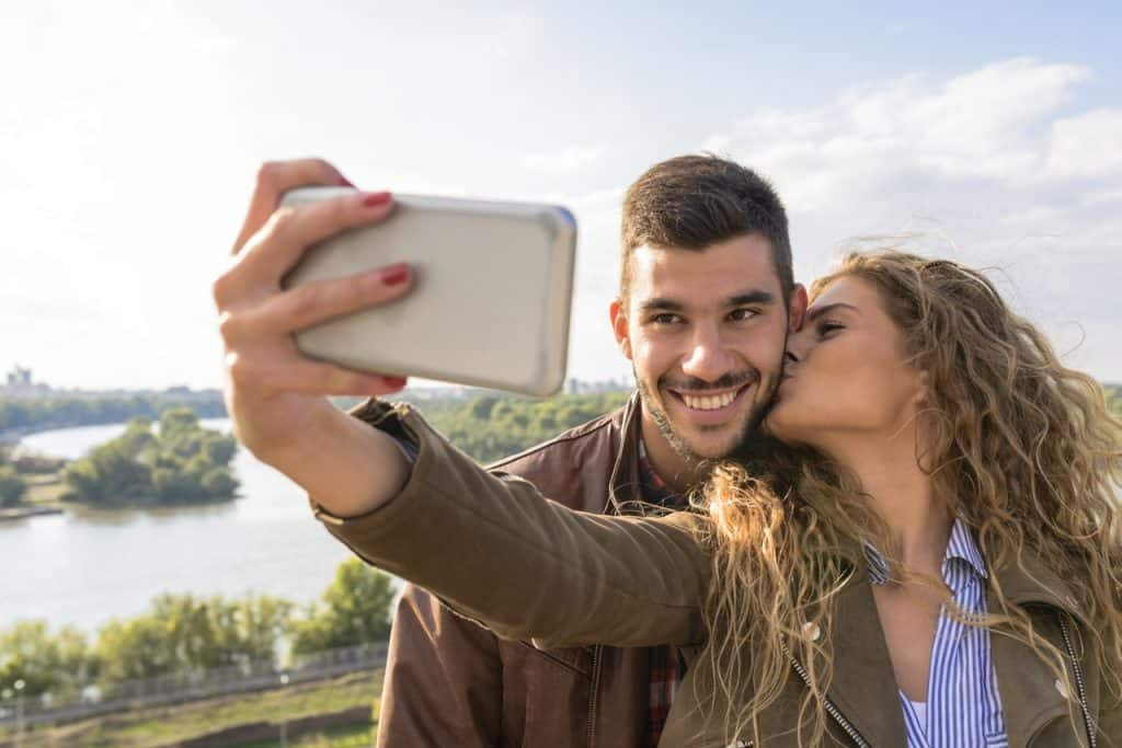 social media marketing millennial travelers