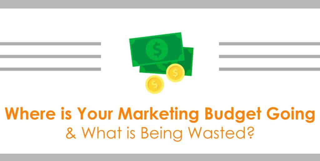 Marketing budgets