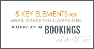 5 key elements for email marketing