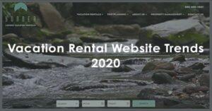 vacation rental website trends 2020
