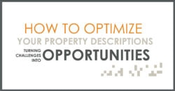 how to optimize your property descriptions turning challenges into opportunities